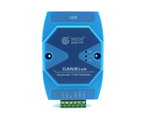GCAN-203 Bluetooth to CAN converter