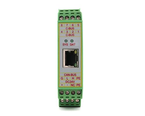 GCAN-205 Modbus TCP to CAN converter - CAN Bus Gateway