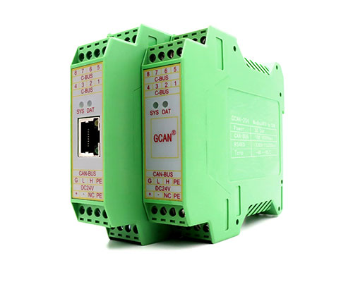GCAN-204 Modbus RTU to CAN converter