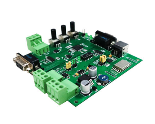 ECU data decoding module development board
