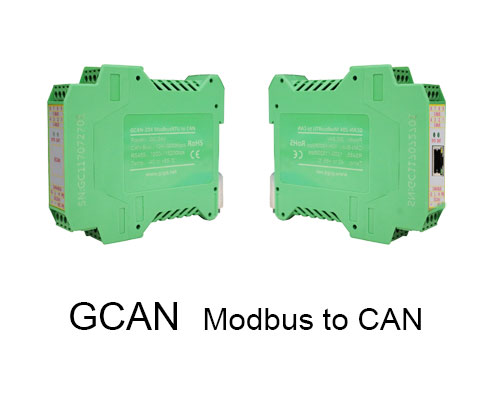 The bridge between buses: CANbus to Modbus gateway device