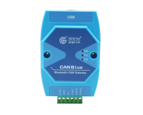 Bluetooth -CAN converter
