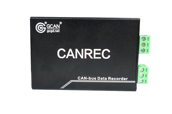 CAN bus data logger