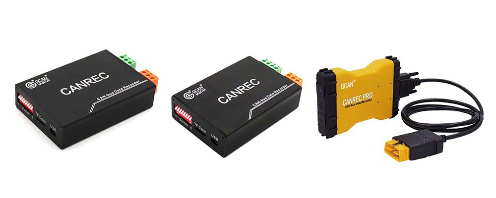 2 channel can data logger